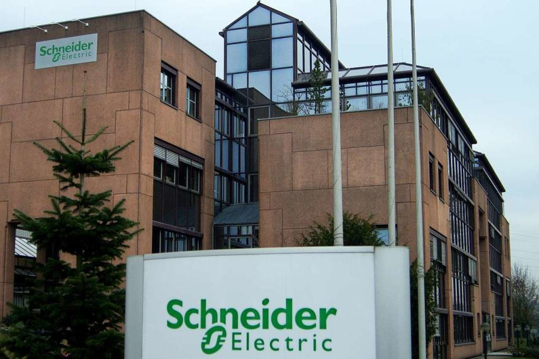 Die Niederschopfheimer kommen zum Jahresende an den Lahrer Standort.  | Foto: BZ