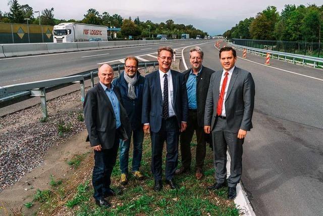 Die Autobahn soll bereits ab 2024 ausgebaut werden