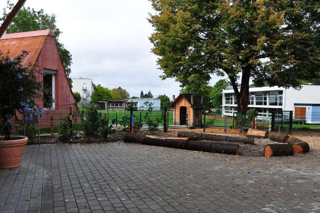 Station 4: Kindergärten und Schule    Foto: Ralf Strittmatter