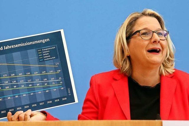 Bundeskabinett billigt umstrittenes Klimapaket