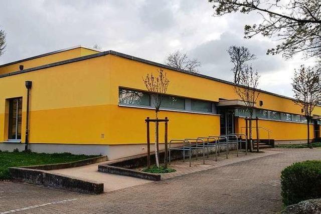 Sanierung der Umkleiden in der Umkircher Sport- und Festhalle mehr als 400.000 Euro kosten