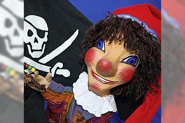 Kasper und der Pirat der sieben Meere: Freiburger Puppenbühne