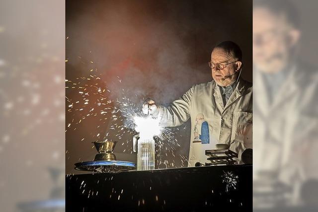 Science Days in Rust für Kinder und Jugendliche