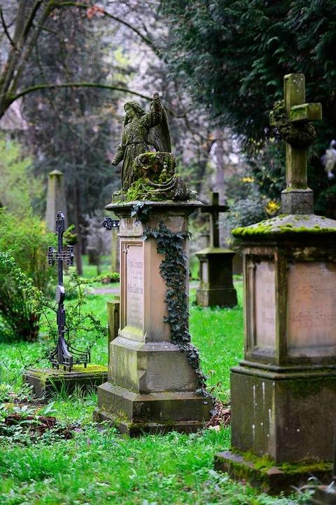 Der Alte Friedhof (Archivbild)  | Foto: Ingo Schneider