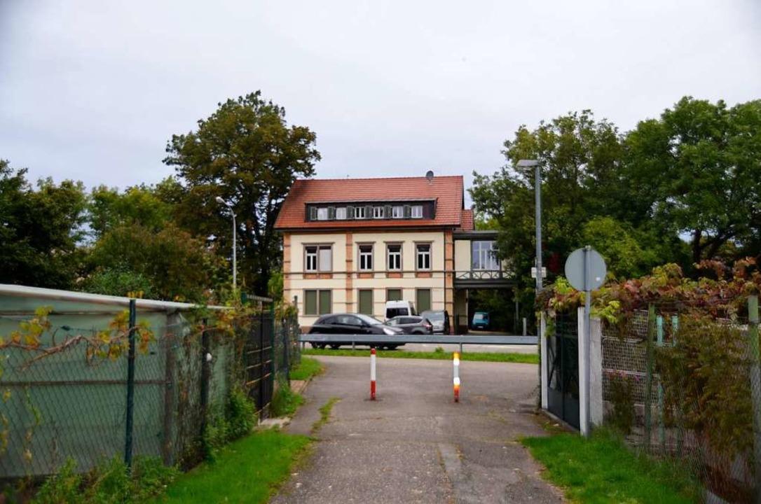Das Stadtteilzentrum Stegermatt (aktuell)  | Foto: hrö
