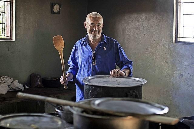 Der Schweizer Journalist David Höner liest in Kirchzarten aus