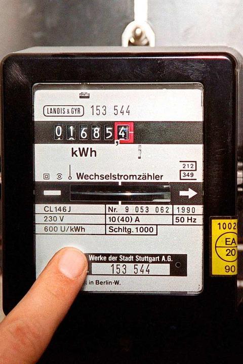 Falsche Sperrkassierer drohen in Lahr ...bzuschalten, sollten sie nicht zahlen.    Foto: Bernd Weissbrod