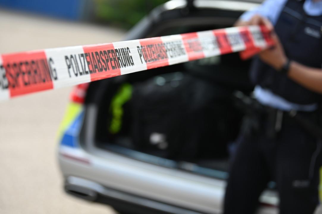 Zur Klärung der genauen Hintergründe h...alpolizei die Ermittlungen übernommen.  | Foto: Jonas Hirt