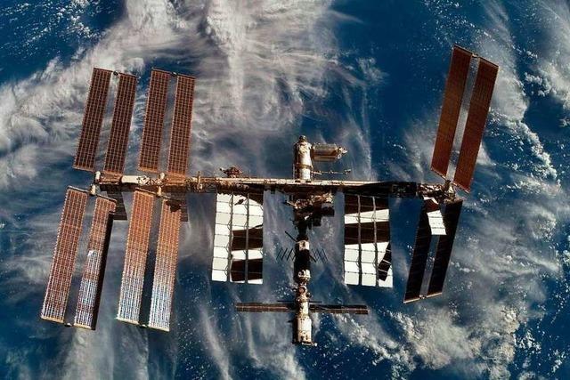 Amateurfunker und Schüler wollen Kontakt mit der ISS aufnehmen