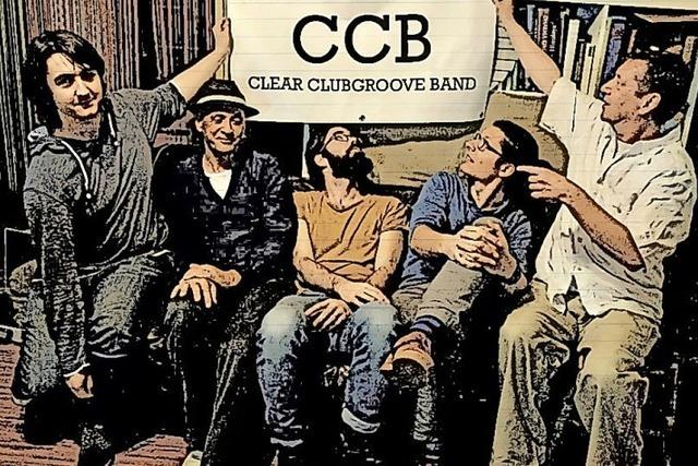 Clear Clubgroove Band in Teningen