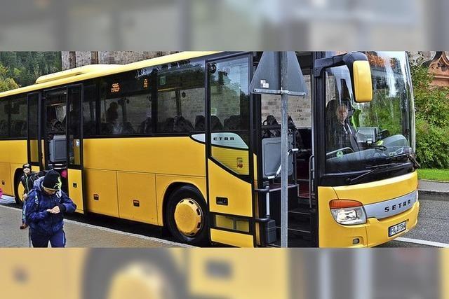 Kritik an neu geplanter Buslinie