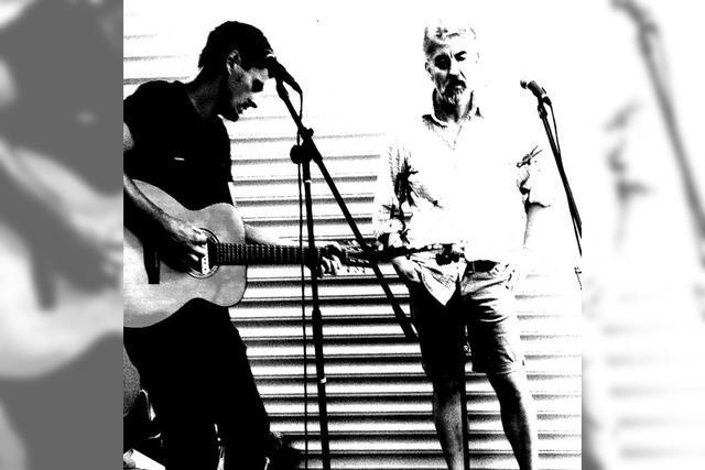 Band Greenwood in Müllheim