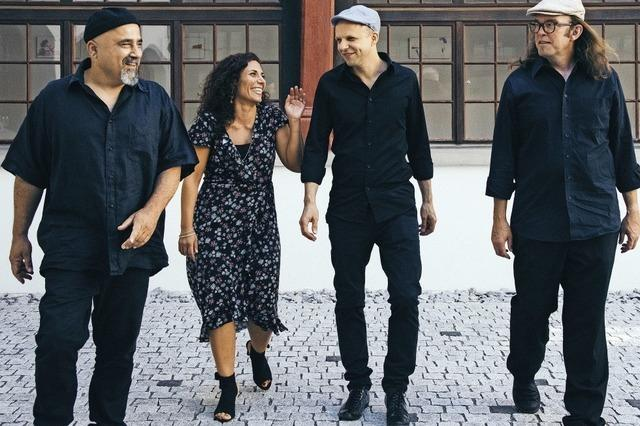 Modus feat. Park Stickney verschmelzen orientalische Folklore mit Jazz