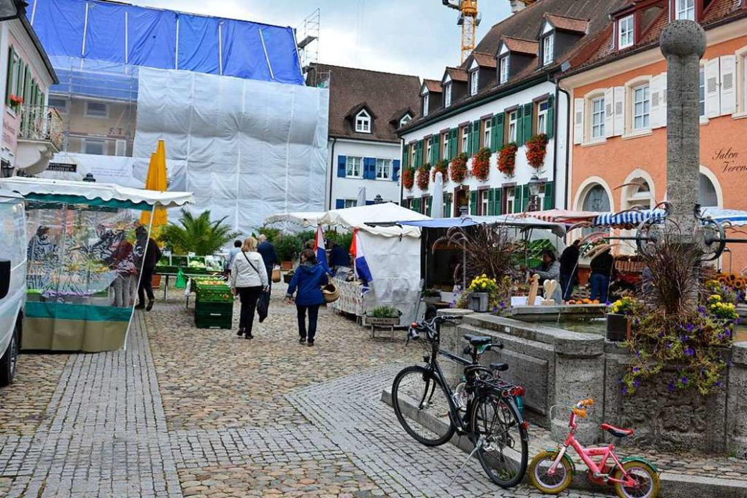 Station 3: Fußgängerzone beleben  | Foto: Sophia Hesser