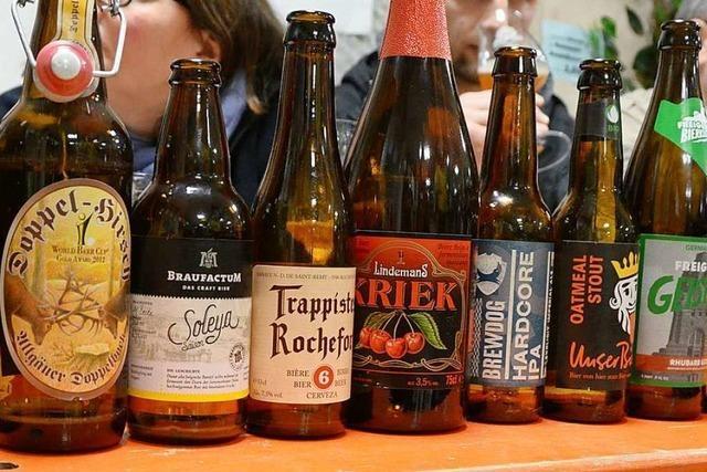 Bier-Sommelier Jan Czerny: