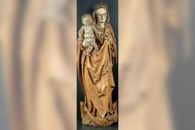 Junge Frau von 500 Jahren