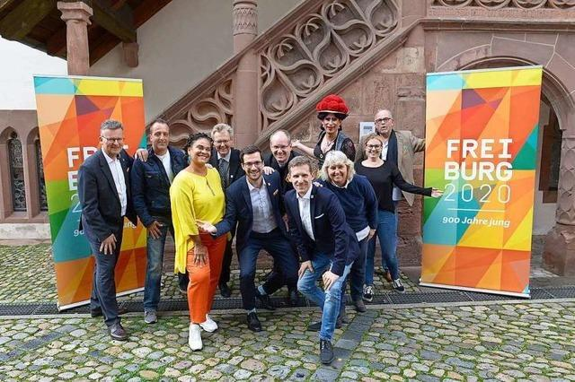 Neun Botschafter sollen Freiburgs Stadtjubiläum repräsentieren
