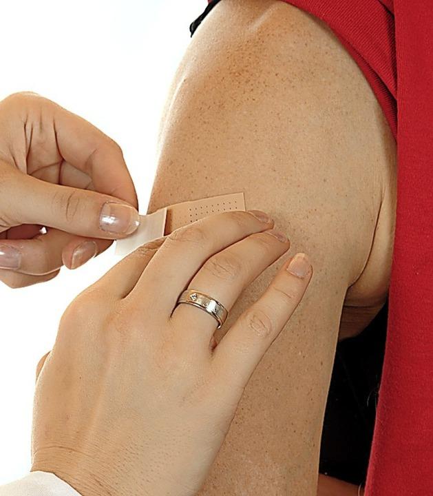 Hände sauber?  Das soll ein Patient im Zweifeln auch nachfragen.  | Foto: Peter Jobst