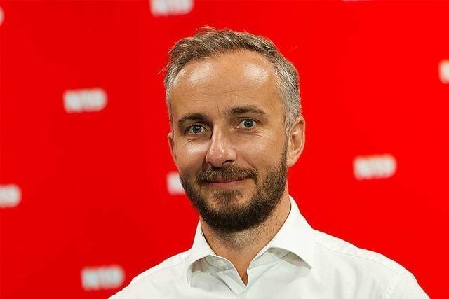 Landeschef Stoch offen für Böhmermann als SPD-Mitglied