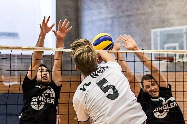 Greifen die Weiler Volleyballer wieder oben an? Was macht Neuling Bad Säckingen?