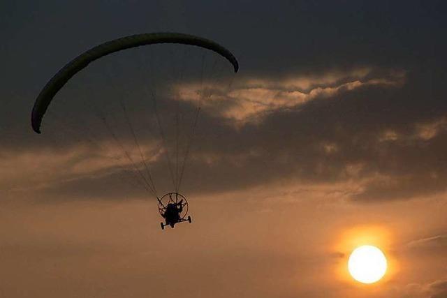 Wo der Traum vom Fliegen auf die Angst vor dem Lärm trifft