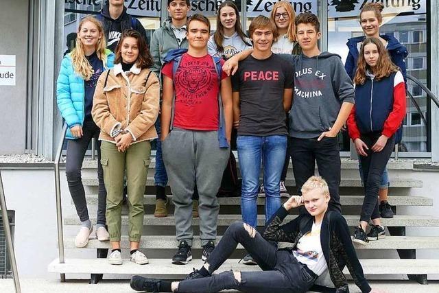 Zischup-Klassen Herbstprojekt 2019