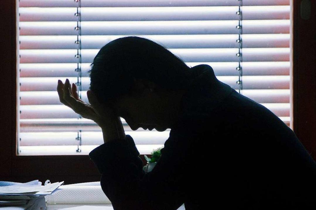 Das Schwierige am Q-Fieber seien die u...rägte Stirnkopfschmerzen (Symbolfoto).  | Foto: Verwendung weltweit, usage worldwide