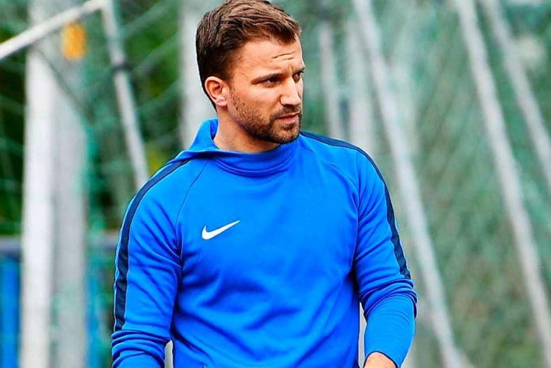 Trainer Simon Behr  | Foto: Mym Fernandez