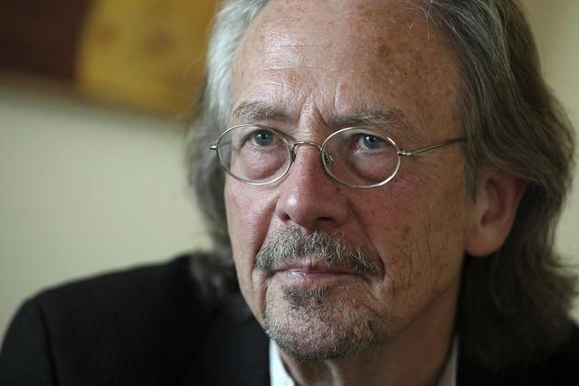 Literaturnobelpreise für Handke und Tokarczuk