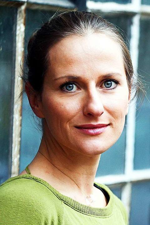 Regina Leitner will Lust an Wald wecken.  | Foto: zVg Regina Leitner