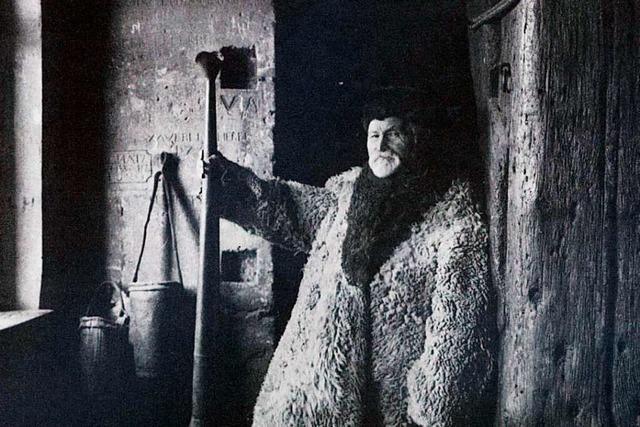 Salomon Baldinger läutete fast 50 Jahre lang die Glocken des Münsters