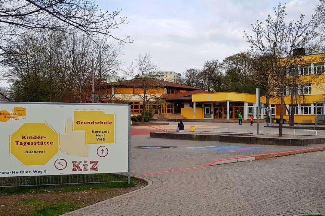 Die Grundschule an Umkirchs Kinder- un...lpädagogische Schülerhilfe vorgesehen.  | Foto: Julius Wilhelm Steckmeister
