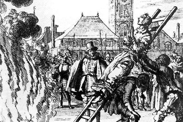 35 Frauen wurden in Offenburg um 1600 als