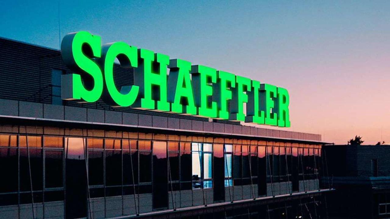 Eines der großen Unternehmen in der deutschen Automobilbranche: Schaeffler  | Foto: Schaeffler