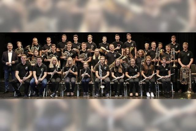 Jugendorchester Rickenbach lädt befreundete Ensembles in die Gemeindehalle nach Willaringen