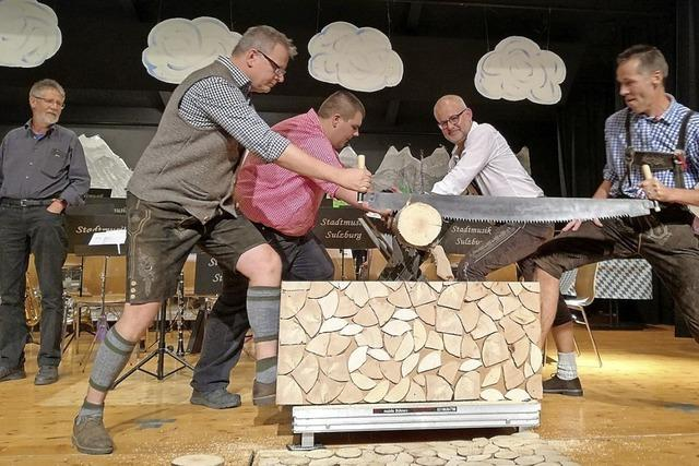 Stadtmusik Sulzburg in Sulzburg