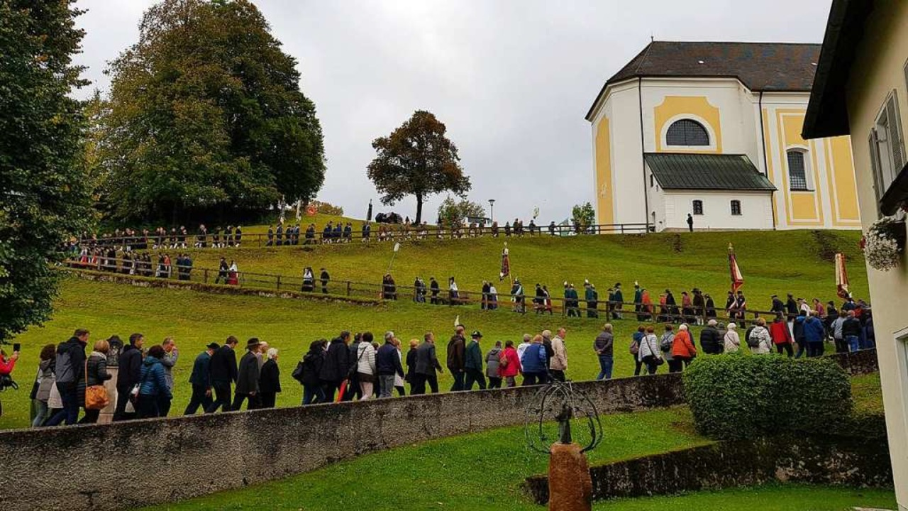 Der Tag der Heimreise begann mit einem...m Erntedank-Gottesdienst in St. Georg.    Foto: Susanne Bremer