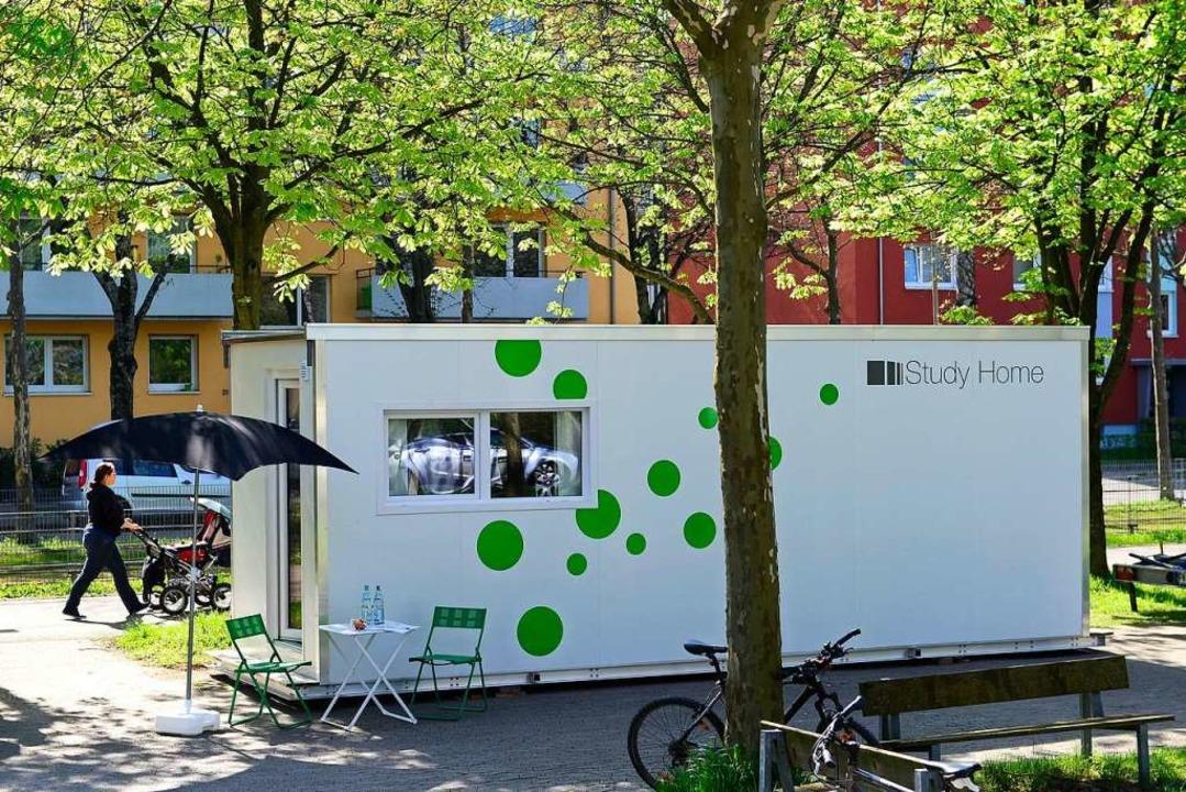 Mittlerweile verfolgt Kramer das Container-Projekt nicht länger aktiv.  | Foto: Ingo Schneider