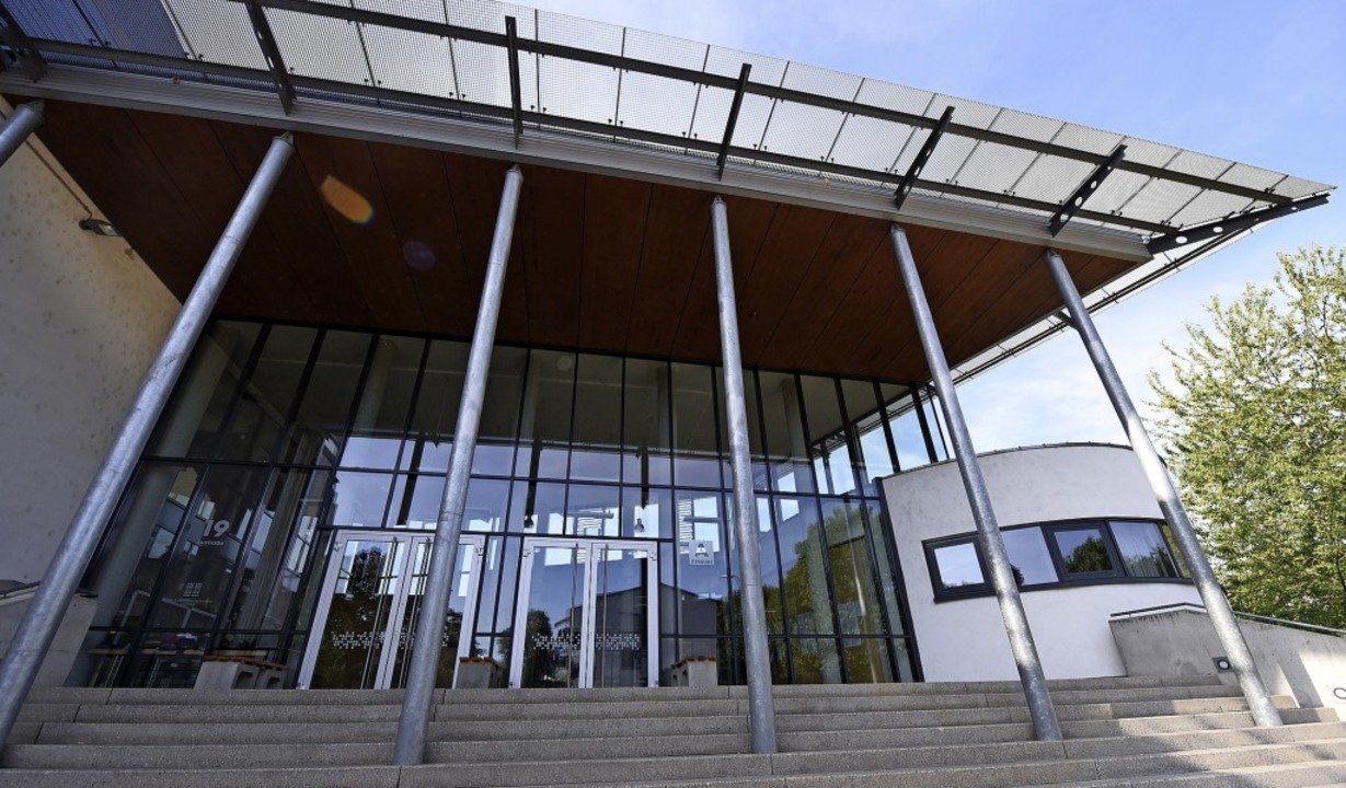 Immer mehr Gebäude kamen an der Au- un...rach einen veritabler Bildungscampus.   | Foto: Jonas Hirt