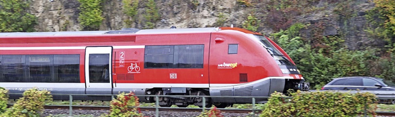 Die Zugverbindungen im Wutachtal solle...ndere Nutzer noch attraktiver werden.     Foto: