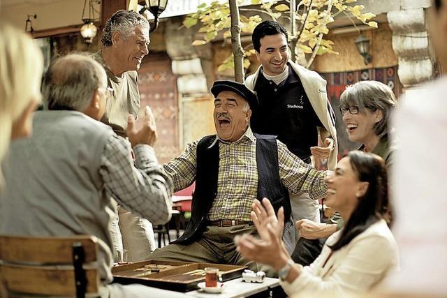 Gruppenreisen für Senioren