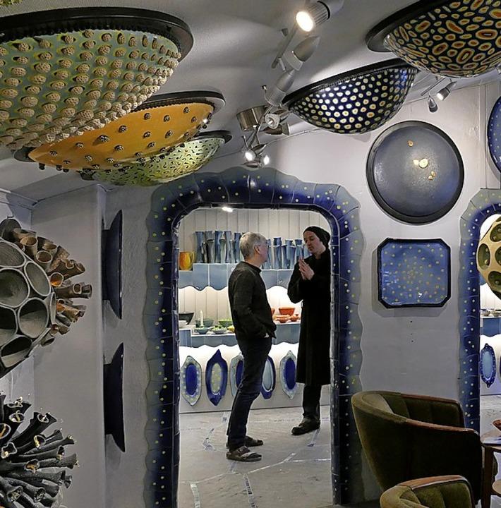 Keramikstudio Per Lysgaard, Røros  | Foto: Ronja Vattes