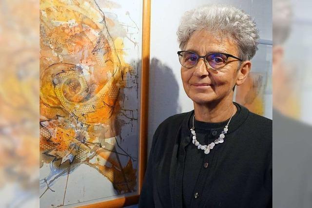 Zell trauert um die Malerin Waltraud Wuchner