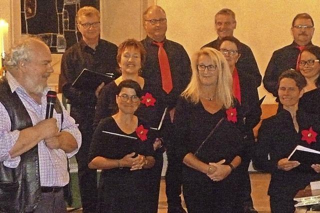 Gäste aus der Eifel mit breitem Repertoire