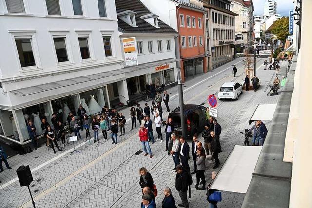 Die Basler Straße Nord ist nicht mehr das Schmuddelkind der Lörracher Innenstadt
