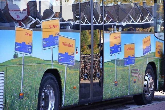 Sanierung der L 127 bringt noch zehn Tage lang Einschränkungen im Busverkehr