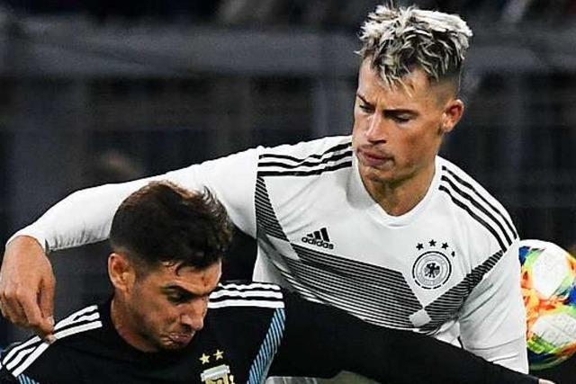 Luca Waldschmidt und Robin Koch bekommen ein gutes Zeugnis fürs DFB-Debüt