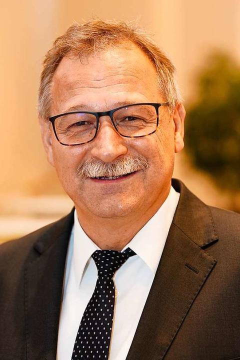 Ernst Tabori  auf dem Hygienekongress 2019 in Freiburg.  | Foto: Michael Spiegelhalter