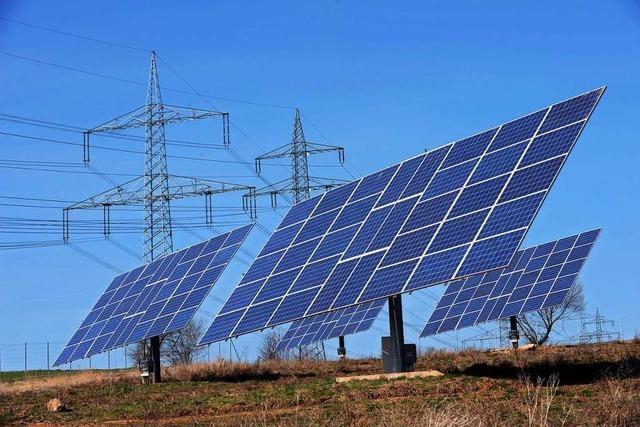 Gemeinderat Kleines Wiesental will keine Photovoltaik-Anlage auf einer Freifläche