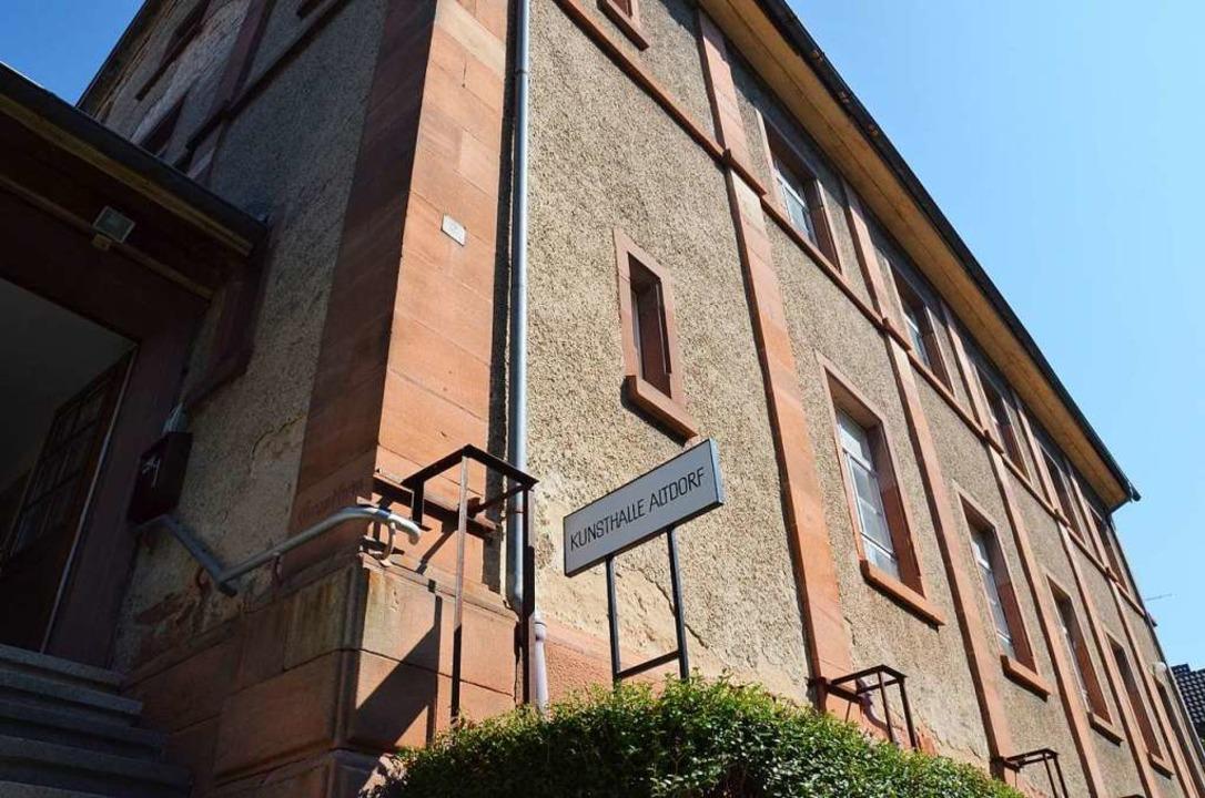 Die ehemalige Synagoge Altdorf  | Foto: Karl Kovacs